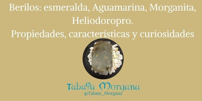 beriloberilo esmeralda, aguamarina, esmeralda, morganita