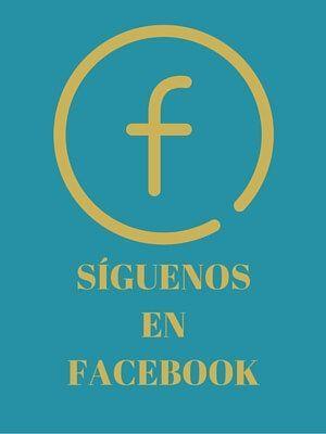 Síguenos en Facebook Tabata Morgana