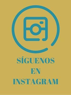 Síguenos en Instagram Tabata Morgana
