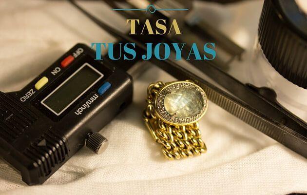 TASA TUS JOYAS
