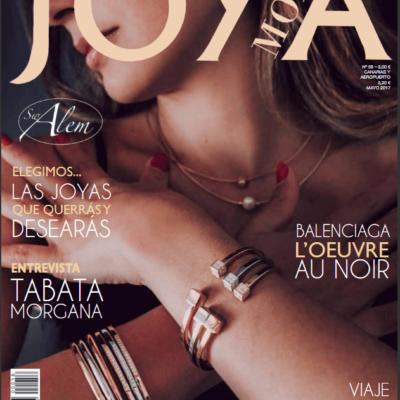 Entrevista de Raquel Lobelos diseñadora de Tabata Morgana